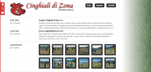 Cinghiali di Zona is an italian football 5 team.