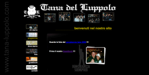 Website for an important Udine's pub.