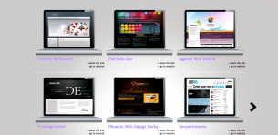 CSS Gallery showcase for the best web designs.