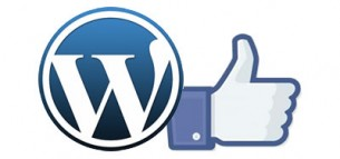 This plugin allows you to order WordPress posts by the total number of Facebook likes